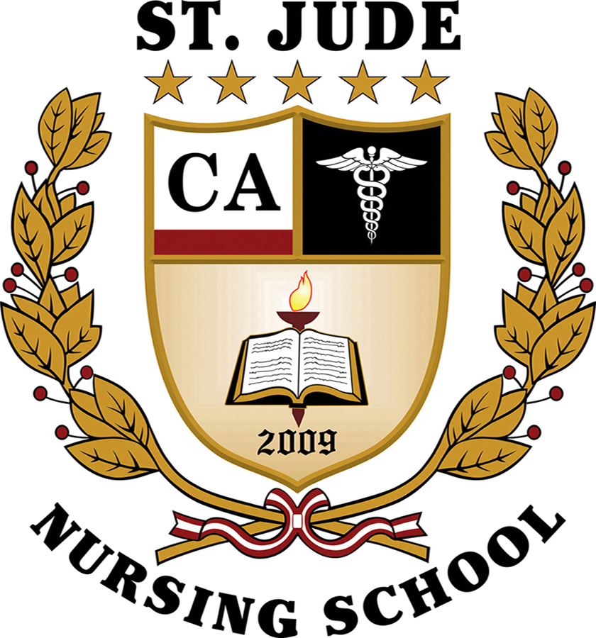 St  Jude Nursing School - Practice Tests